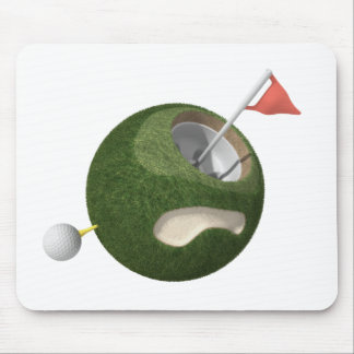 Mousemat | Mini Golf Planet