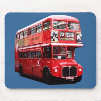 Mousemat with London Bus