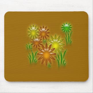 Mousepad - 3D gell daisies
