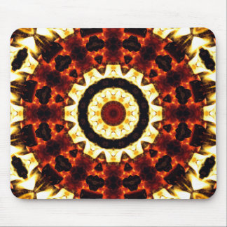 Mousepad Abstract Fire Lava Kscope Customize It
