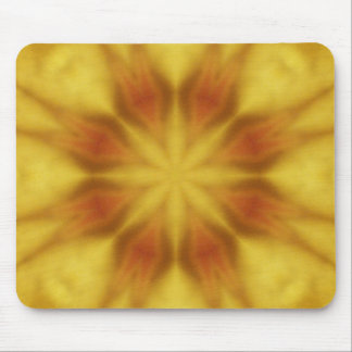 Mousepad Abstract Orange Kscope Customize It