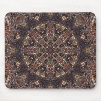 Mousepad Abstract Wire Browns Kscope Customize It