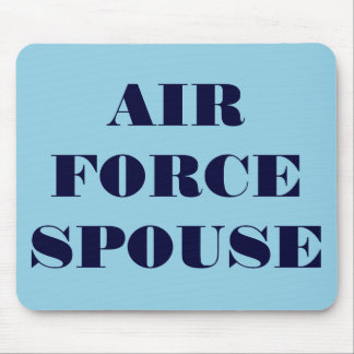 Mousepad Air Force Spouse