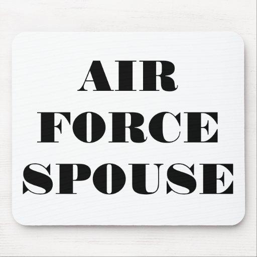 Mousepad Air Force Spouse