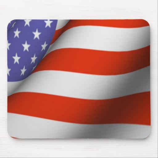 Mousepad - American Flag