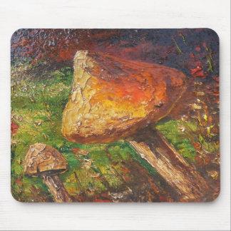 Mousepad Ann Hayes Painting Mushroom