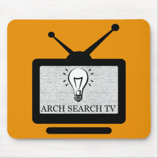 Mousepad Arch Search TV