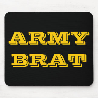 Mousepad Army Brat