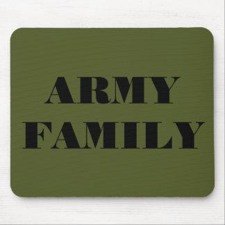 Mousepad Army Family
