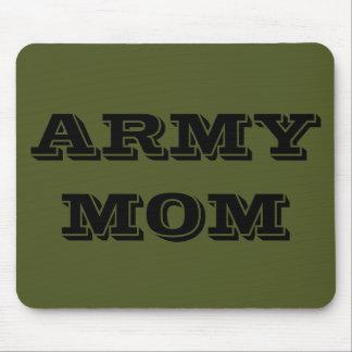 Mousepad Army Mom