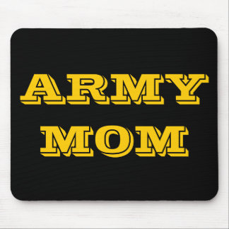 Mousepad Army Mom