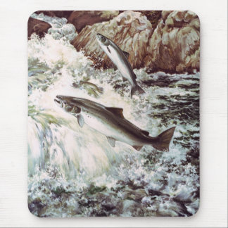 Mousepad / Atlantic Salmon