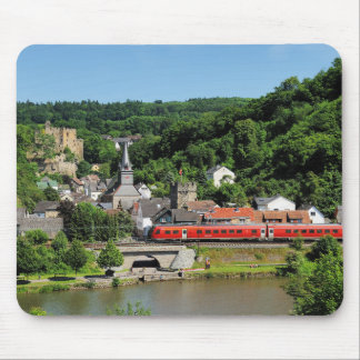 Mousepad Balduinstein in the Lahn valley