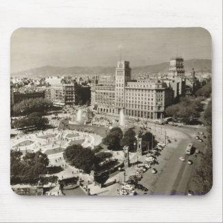 Mousepad - Barcelona