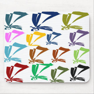 Mousepad bird fly off invasion