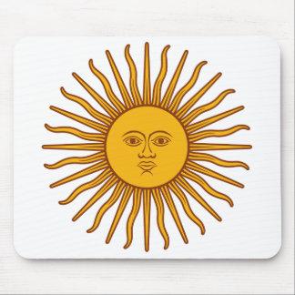 Mousepad - Blazing sunshine