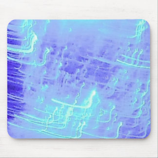 Mousepad - Blue Boiling Water