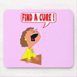 Mousepad - Breast Cancer Cure
