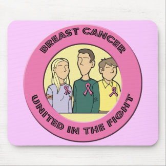 Mousepad - Breast Cancer Fight