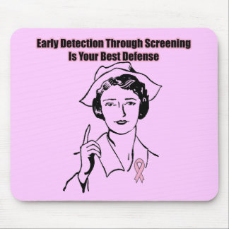 Mousepad - Breast Cancer Screening