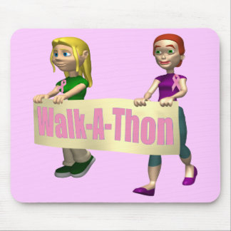 Mousepad - Breast Cancer Walk-A-Thon