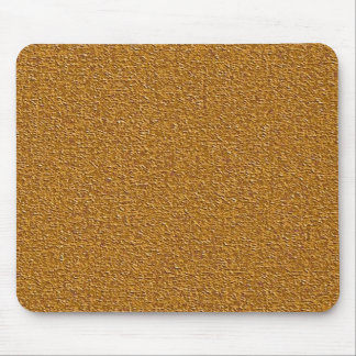 Mousepad - Brown with textured effect