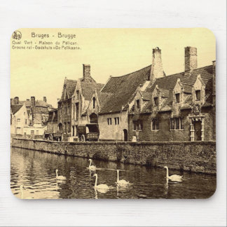 Mousepad - Bruges