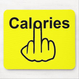 Mousepad Calories Flip