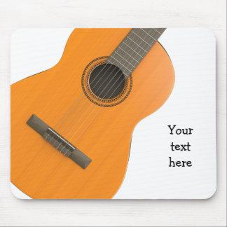 Mousepad Classical Guitar