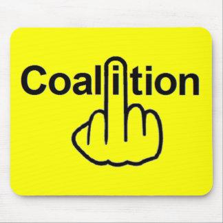 Mousepad Coalition Flip