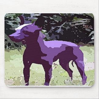 Mousepad Color Portrait
