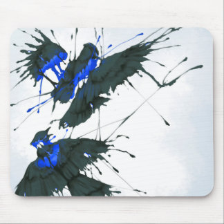MousePad Destroyed Birds