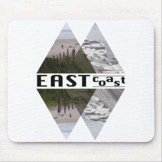 Mousepad EAST COAST
