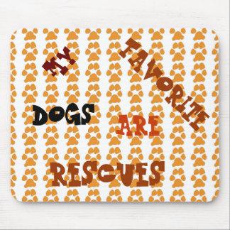 Mousepad - Favorite Dogs
