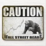 Mousepad for the Bear Market Investors