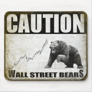Mousepad for the Bear Market Investors