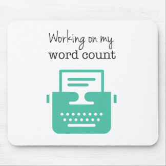 Mousepad for Writers | Word Count |
