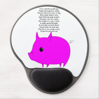 Mousepad Gel Mouse Pad