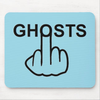 Mousepad Ghost Flip