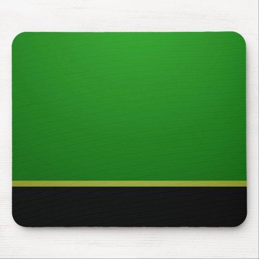 Mousepad Green Lime BlackMousemat