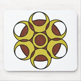 Mousepad GRUNGE CIRCLE LOGO