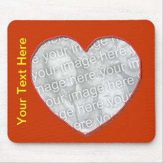 Mousepad - Heart frame