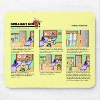 Mousepad- Humorous - Brilliant Mines - NLM Mouse Mat