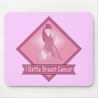 Mousepad - I Battle Breast Cancer