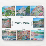 Mousepad - Italy