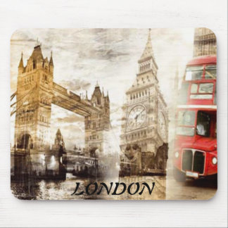 Mousepad Landscape London