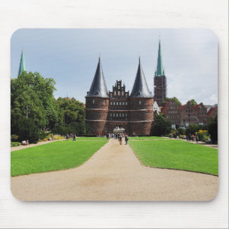 Mousepad Luebeck getting gate