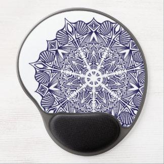 mousepad mandala gel mouse mat