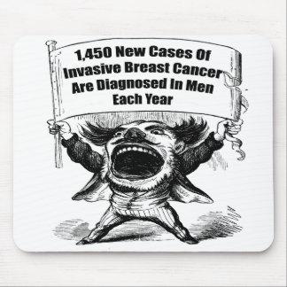 Mousepad - Men s Breast Cancer