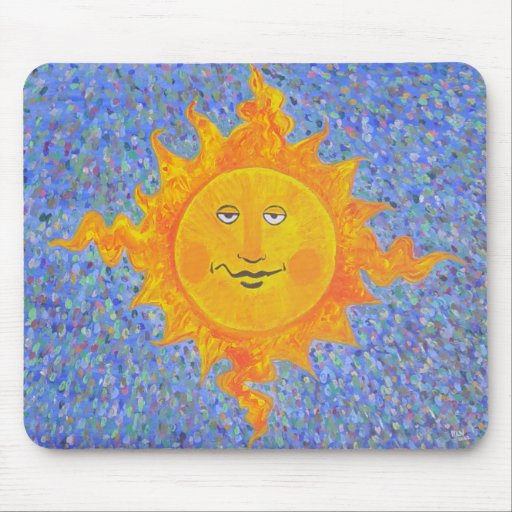 Mousepad - Mr Sunshine